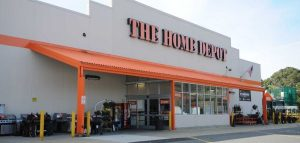 home depot hours open